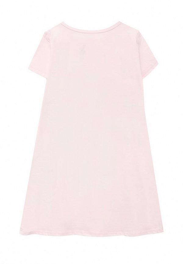 Фото 2 - Сорочку ночная Твое розового цвета