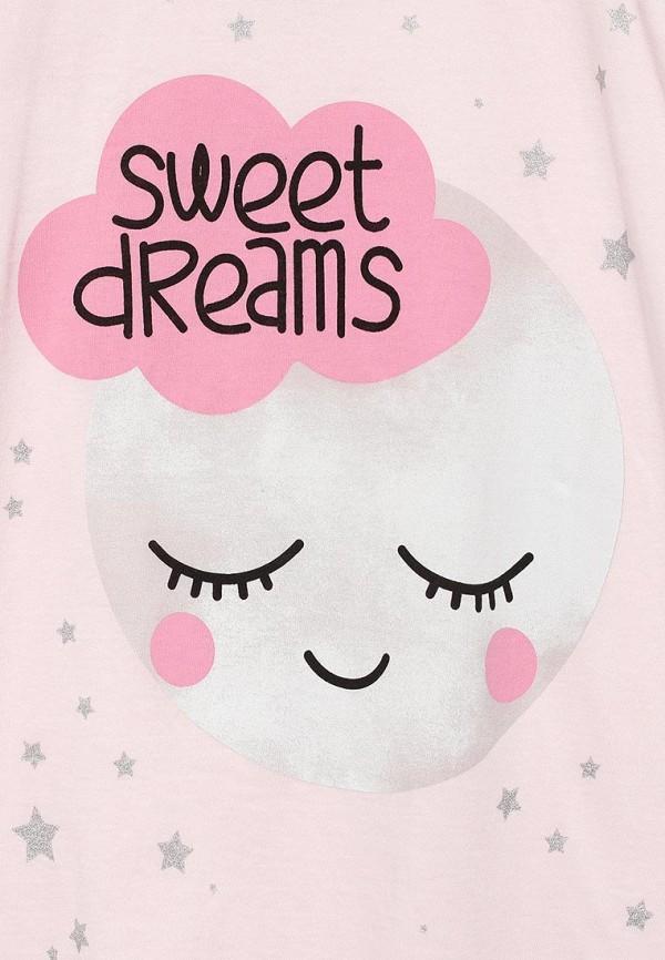Фото 3 - Сорочку ночная Твое розового цвета