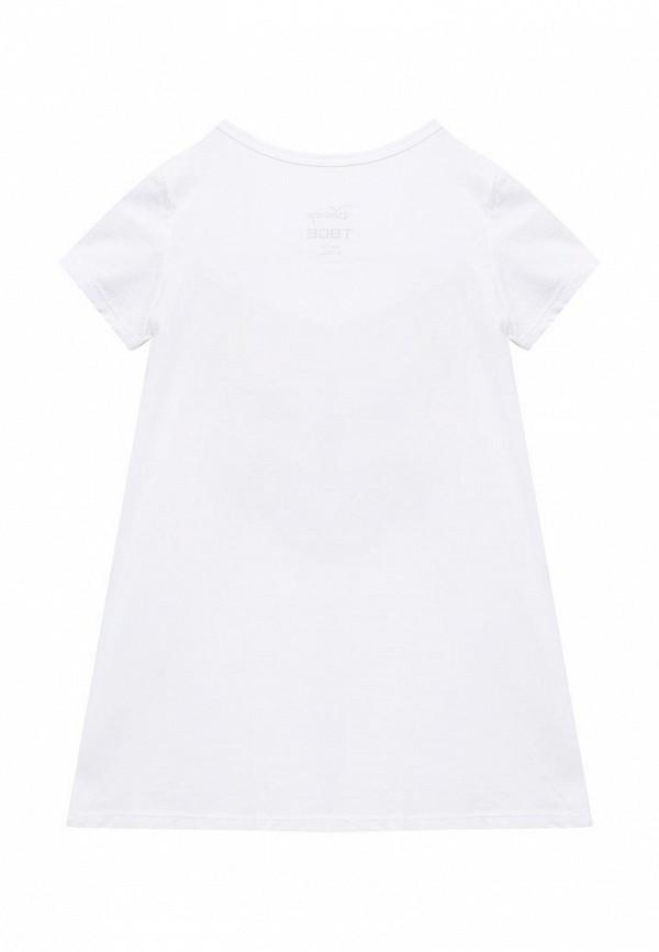 Фото 2 - Сорочку ночная Твое белого цвета