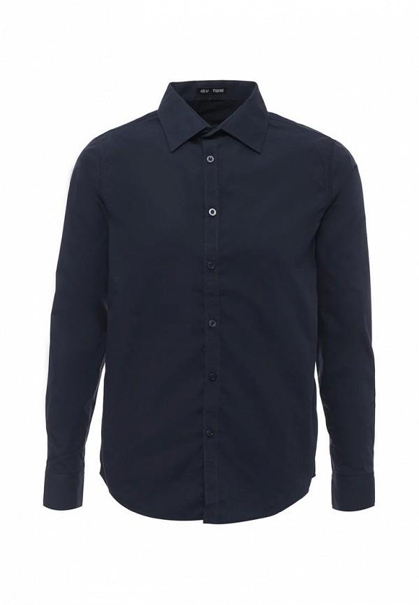 Рубашка ТВОЕ. Цвет: синий