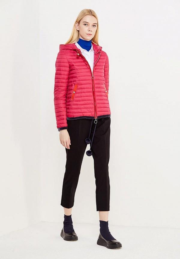 Куртка утепленная Twin-Set Simona Barbieri Twin-Set Simona Barbieri TW005EWUMD21