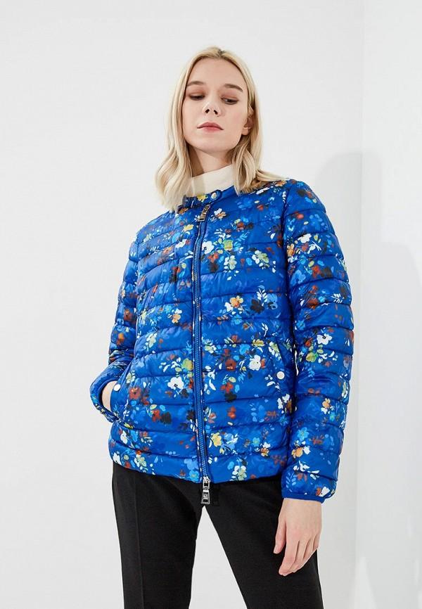 Куртка утепленная Twin-Set Simona Barbieri Twin-Set Simona Barbieri TW005EWZLX32