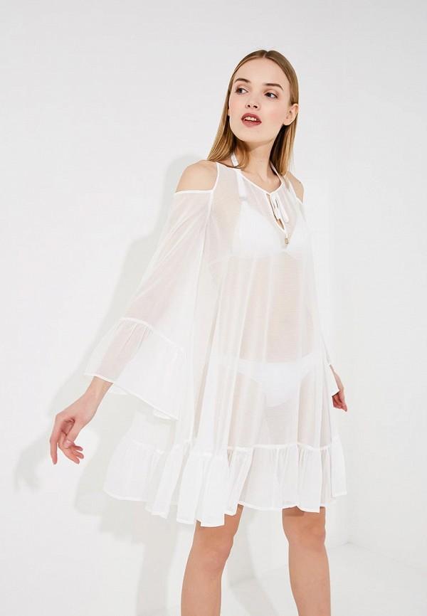 Фото Платье пляжное Twin-Set Simona Barbieri. Купить с доставкой