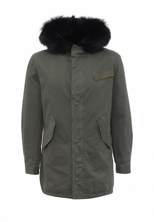 Утепленная куртка 12/63 alaska gold