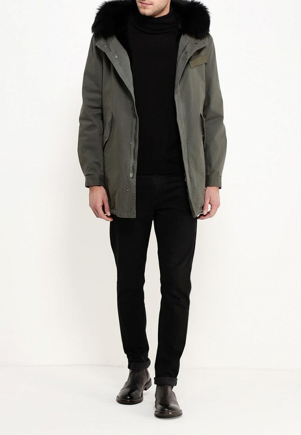 Утепленная куртка 12/63 alaska gold: изображение 2