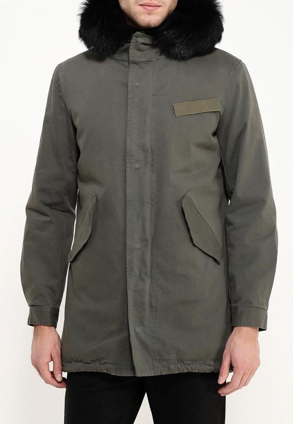 Утепленная куртка 12/63 alaska gold: изображение 3
