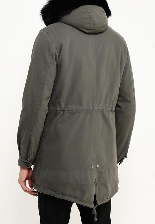 Утепленная куртка 12/63 alaska gold: изображение 4
