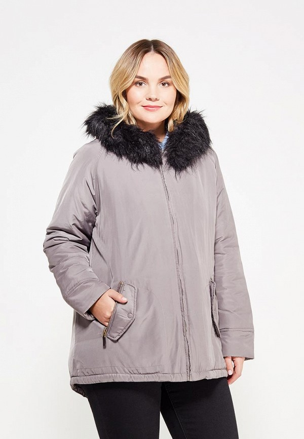Куртка утепленная Ulla Popken Ulla Popken UL002EWWCF80 куртка джинсовая ulla popken ulla popken ul002ewprr73