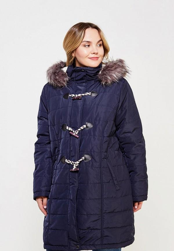Куртка утепленная Ulla Popken Ulla Popken UL002EWWCG41 куртка джинсовая ulla popken ulla popken ul002ewprr73