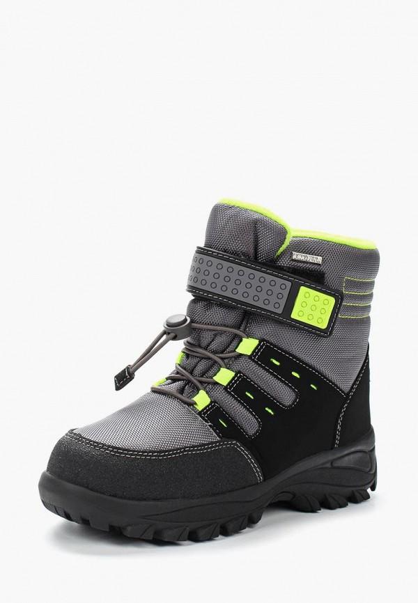 Фото - Ботинки Ulёt серого цвета