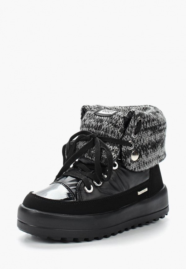 Фото - Ботинки Ulёt черного цвета