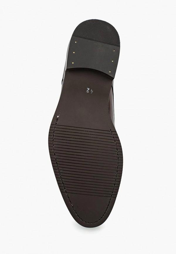 Фото 7 - мужские туфли Umber коричневого цвета