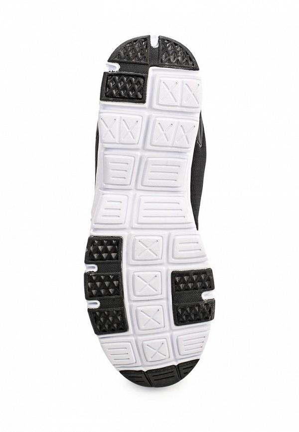 Фото 3 - мужские кроссовки Umbro черного цвета