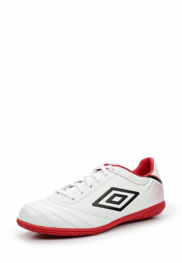 Бутсы зальные Umbro Umbro UM463AMQZH31 leisure men s slippers with solid colour and lace up design