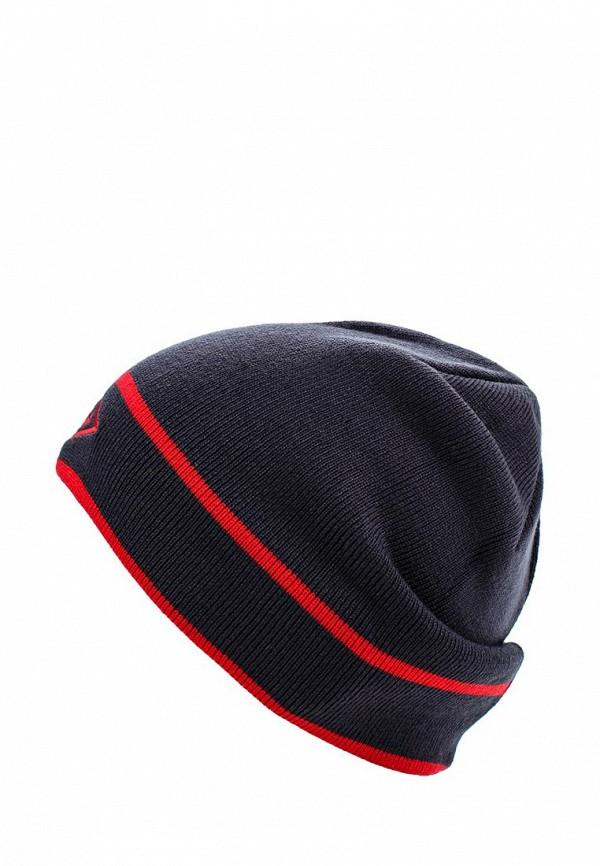 Фото - женскую шапку Umbro синего цвета