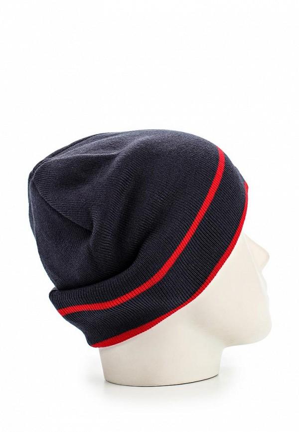 Фото 3 - женскую шапку Umbro синего цвета