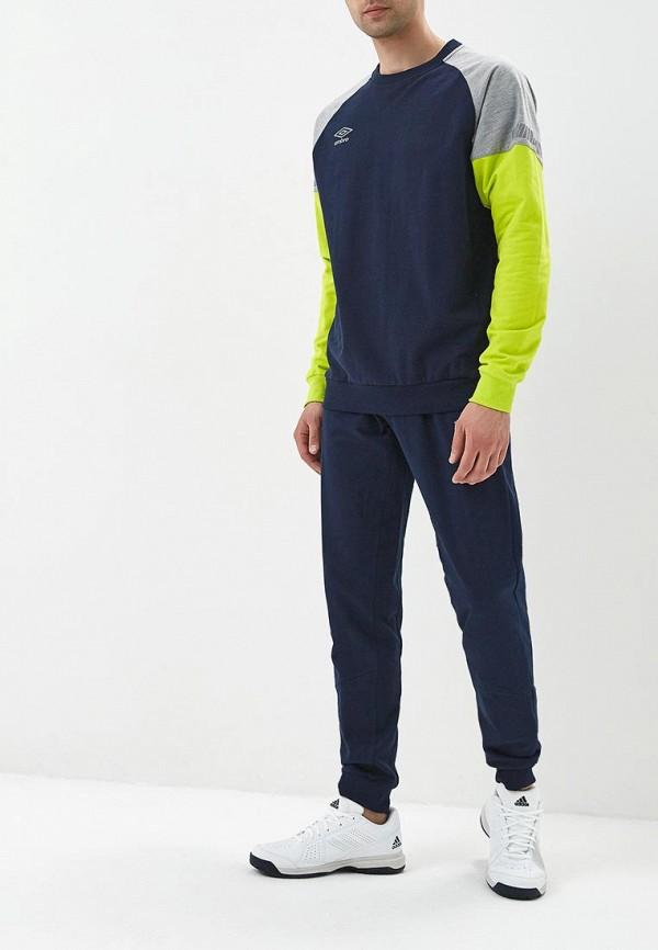 Костюм спортивный Umbro Umbro UM463EMAYGQ8 костюм утепленный umbro umbro um463embvb03