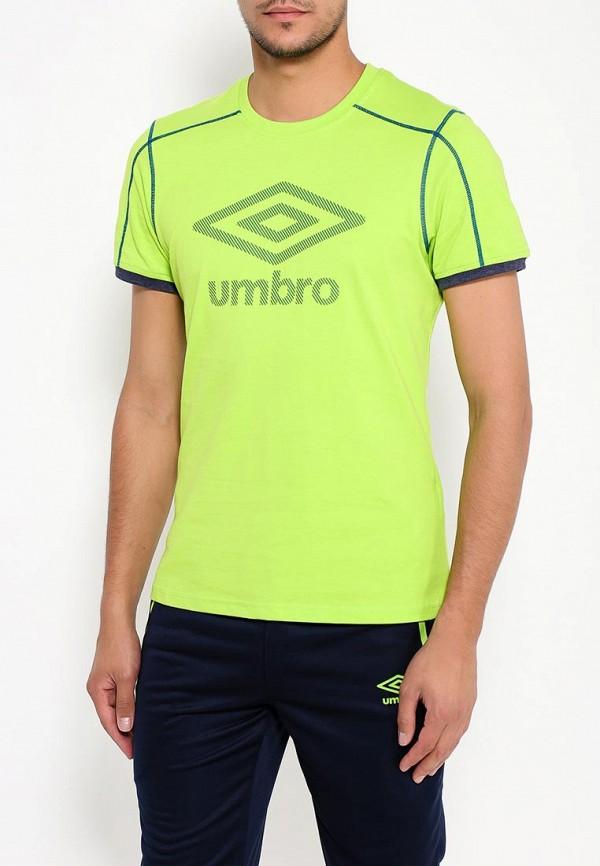 Футболка Umbro Umbro UM463EMQZG30 футболка umbro umbro um463emsak86