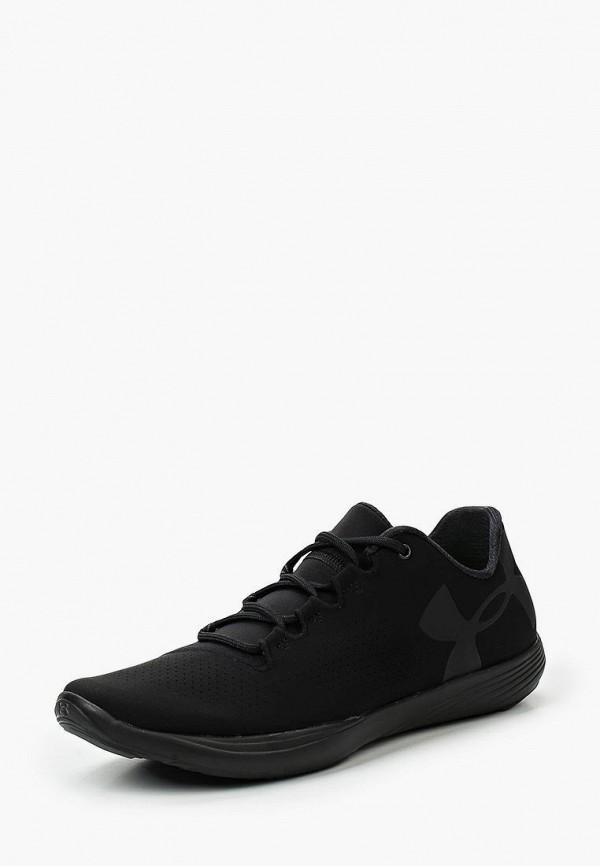 Купить Кроссовки Under Armour, UA Street Precision Low Training Shoes, UN001AWTVL11, черный, Весна-лето 2017