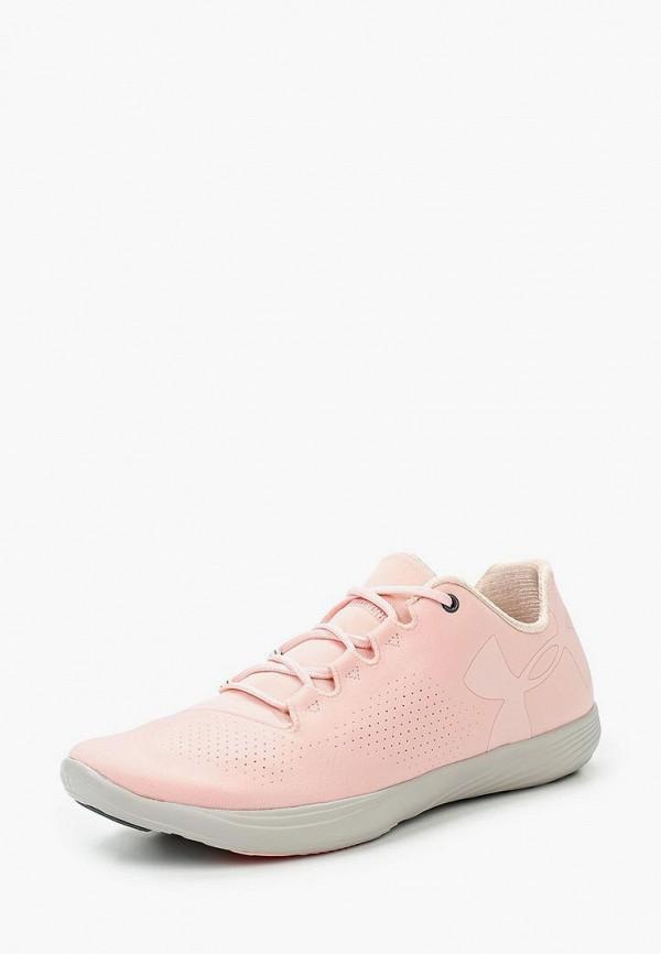 Купить Кроссовки Under Armour, UA Street Precision Low Training Shoes, UN001AWTVL13, розовый, Весна-лето 2017