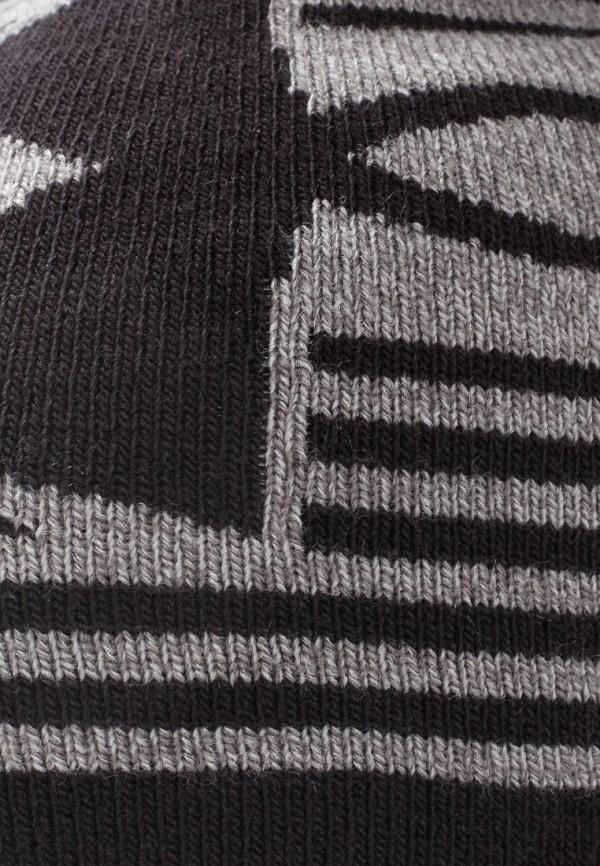 Фото 5 - Шапку Under Armour серого цвета