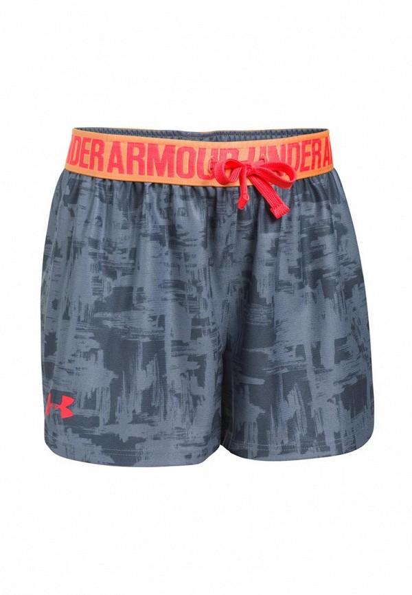 Купить Шорты спортивные Under Armour, Printed Play Up Short-APG, UN001EGXVT83, серый, Осень-зима 2017/2018