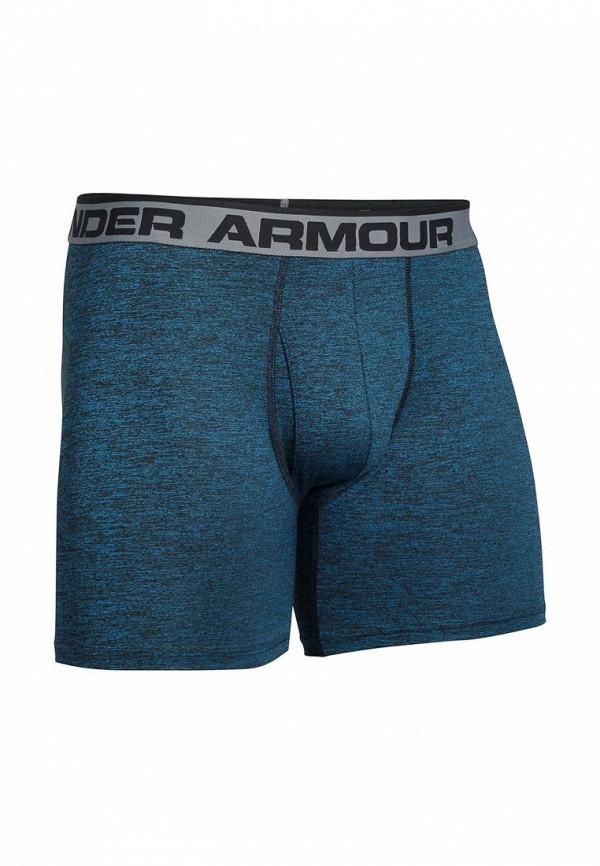 Фото - мужские трусы Under Armour бирюзового цвета