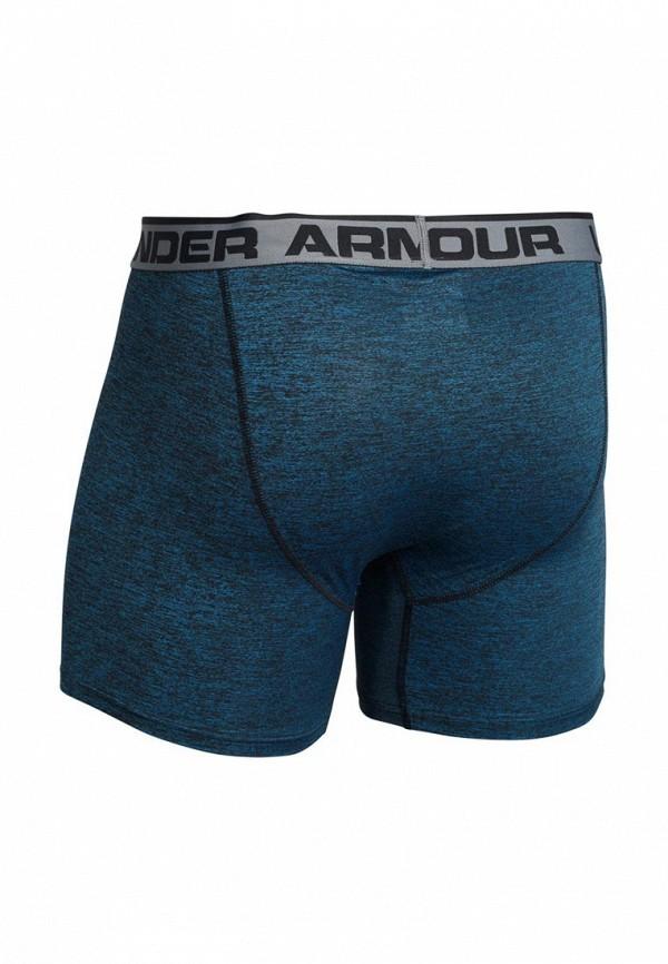 Фото 2 - мужские трусы Under Armour бирюзового цвета