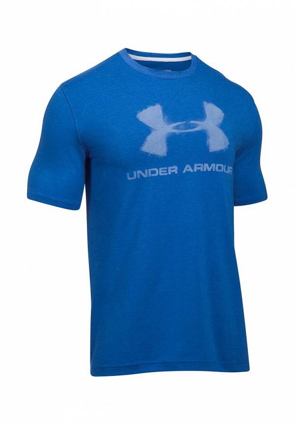 Футболка спортивная Under Armour Under Armour UN001EMTVP36 under armour футболка under armour модель 27095420