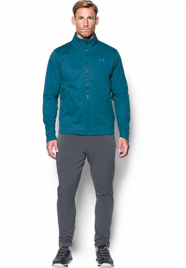 Купить Олимпийка Under Armour, UA CGI Softershell Jacket, UN001EMXRR50, бирюзовый, Осень-зима 2017/2018