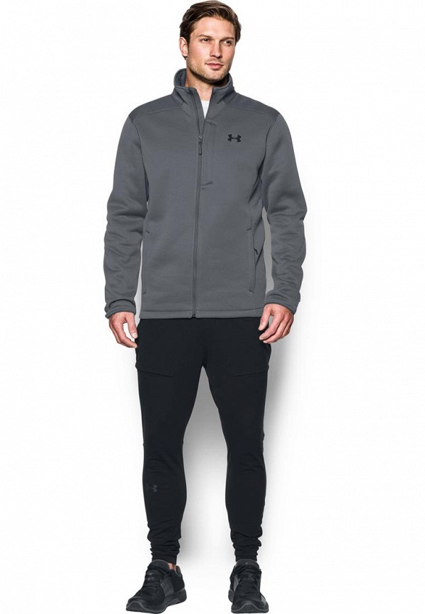 Купить Олимпийка Under Armour, UA Extreme Coldgear Jacket, UN001EMXRR81, серый, Осень-зима 2017/2018