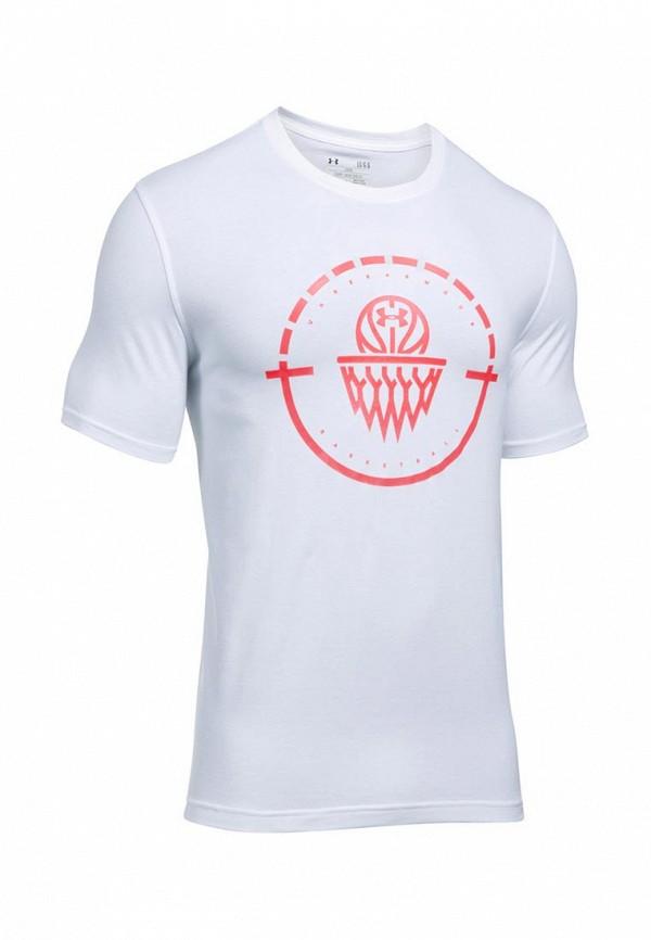 Футболка спортивная Under Armour Under Armour UN001EMXRW47 under armour футболка under armour модель 27095420