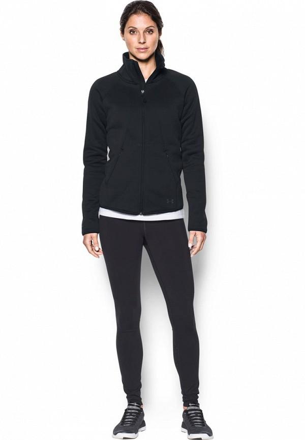 Купить Олимпийка Under Armour, UA Extreme Coldgear Jacket, UN001EWXRR07, черный, Осень-зима 2017/2018