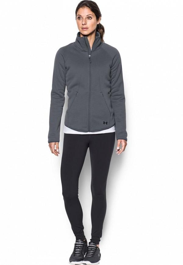 Купить Олимпийка Under Armour, UA Extreme Coldgear Jacket, UN001EWXRX50, серый, Осень-зима 2017/2018