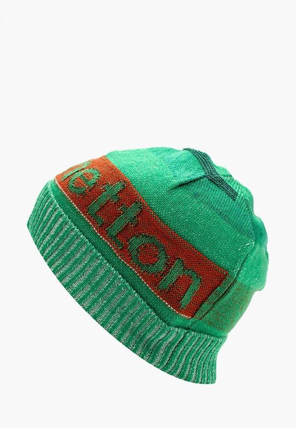 Фото Шапка United Colors of Benetton. Купить с доставкой
