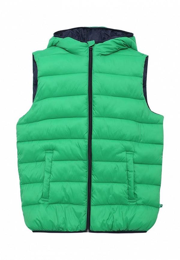 Фото Жилет утепленный United Colors of Benetton. Купить с доставкой