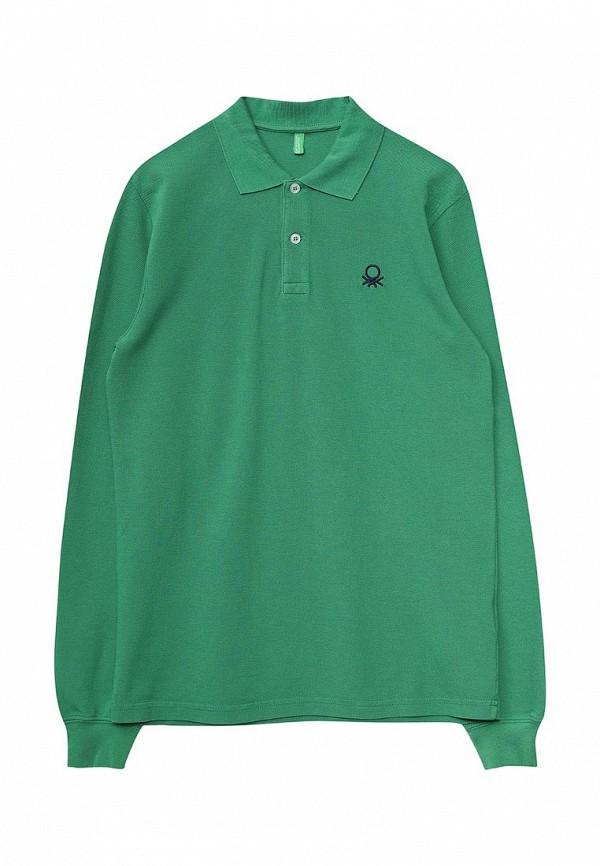 Поло United Colors of Benetton (Юнайтед Колорс оф Бенеттон) 3089C3302