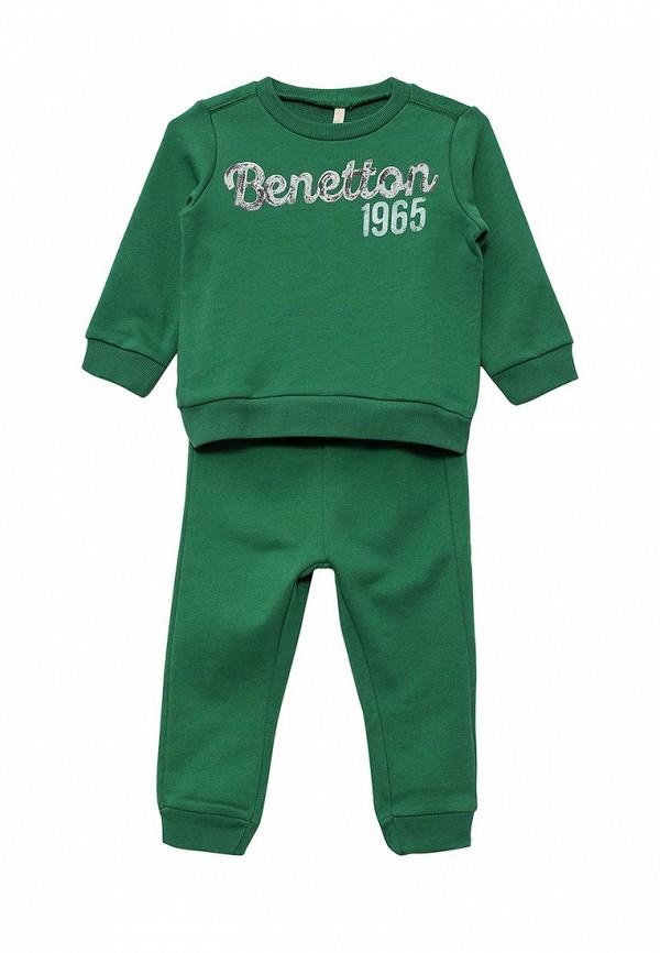 Спортивный костюм United Colors of Benetton (Юнайтед Колорс оф Бенеттон) 3J67Z11IA