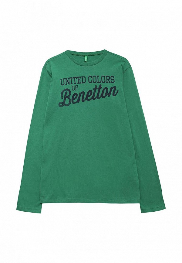 Футболка с длинным рукавом United Colors of Benetton (Юнайтед Колорс оф Бенеттон) 3YR3C12V5