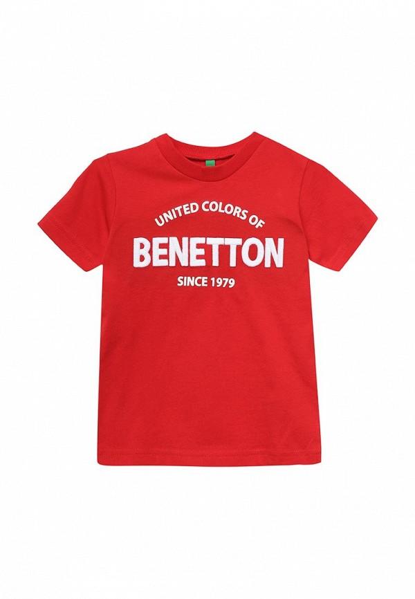 Футболка с коротким рукавом United Colors of Benetton (Юнайтед Колорс оф Бенеттон) 3QT6C11XR