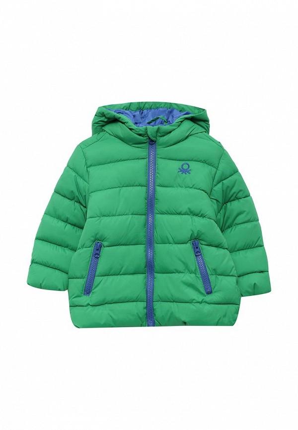 Куртка утепленная United Colors of Benetton United Colors of Benetton UN012EBVWU76 куртка утепленная united colors of benetton united colors of benetton un012ebvwu60