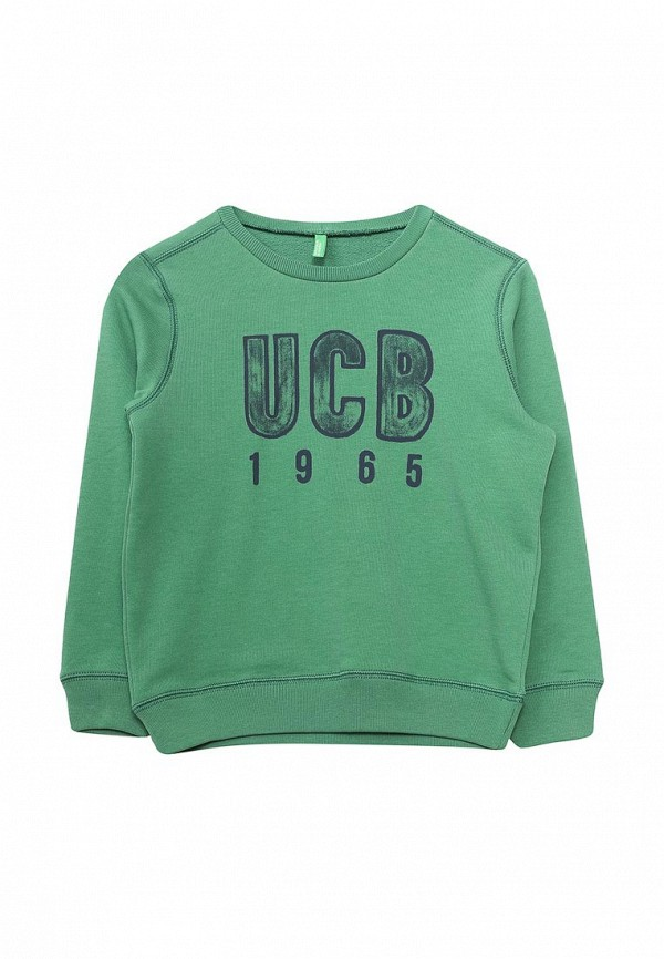 Свитшот United Colors of Benetton United Colors of Benetton UN012EBVWY14 рубашка united colors of benetton 5doi5qdr8 905