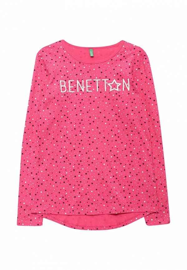 Лонгслив United Colors of Benetton United Colors of Benetton UN012EGVWX41 лонгслив united colors of benetton united colors of benetton un012egphr38