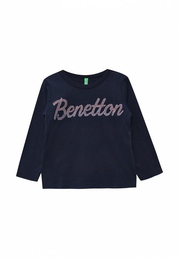 Фото Лонгслив United Colors of Benetton. Купить с доставкой