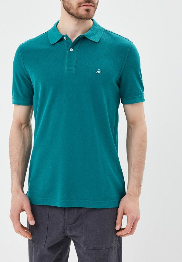 Фото Поло United Colors of Benetton. Купить с доставкой
