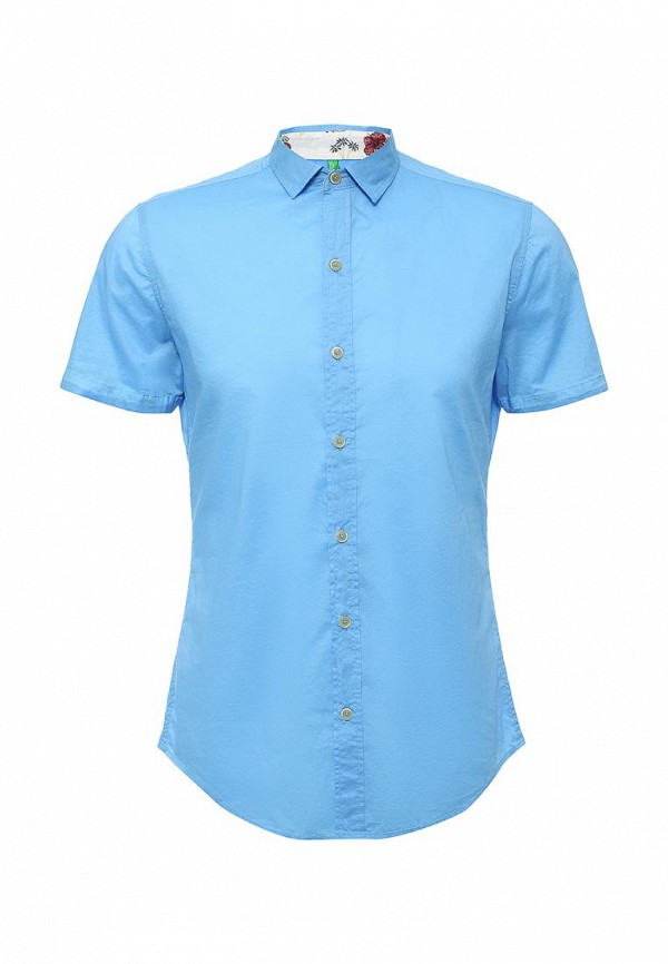 Рубашка с коротким рукавом United Colors of Benetton (Юнайтед Колорс оф Бенеттон) 5JO15QAR8