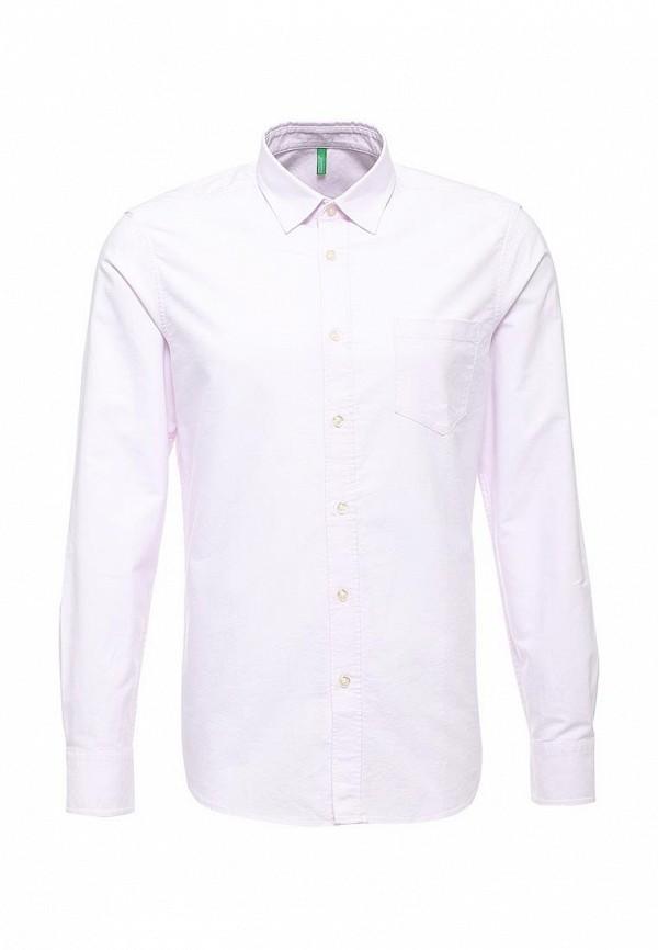Рубашка с длинным рукавом United Colors of Benetton (Юнайтед Колорс оф Бенеттон) 5SB05QB88