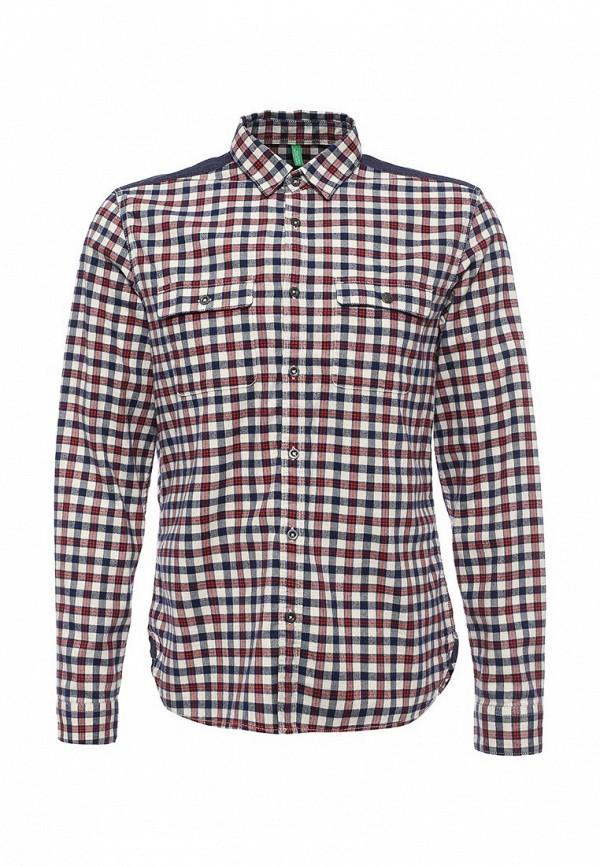 Рубашка с длинным рукавом United Colors of Benetton (Юнайтед Колорс оф Бенеттон) 5ARD5QB58
