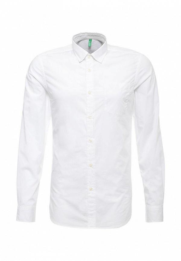 Рубашка с длинным рукавом United Colors of Benetton (Юнайтед Колорс оф Бенеттон) 5EW75QB98