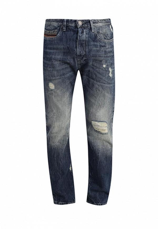 Мужские прямые джинсы United Colors of Benetton (Юнайтед Колорс оф Бенеттон) 4P9PT77U8